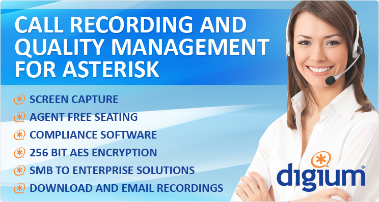 call recording and quality management